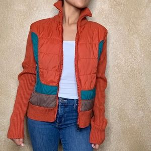 Sweaters - Orange Sweater
